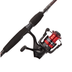 Abu Garcia Black Max 6'6M Spinning Combo. 2-pc