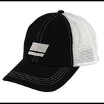 Abu Garcia Icon Trucket Hat, Black, O/S