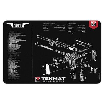 Beck Tek TekMat 1911 Gun Cleaning Mat