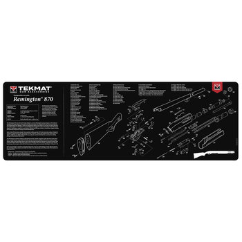 Beck Tek TekMat Remington 870 Gun Cleaning Mat