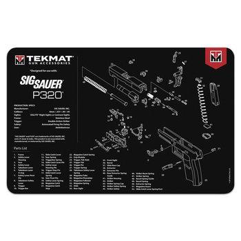TekMat Gun Cleaning Mat, Sig Sauer P320