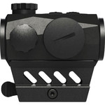 Hawke Optics Spot-On 1x25 (4 MOA Red Dot Reticle, Matte Black)