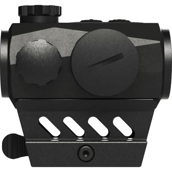 Hawke Optics Spot-On 1x25 (4 MOA Red Dot Reticle, Matte Black)