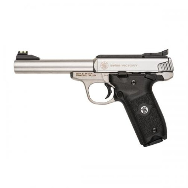 "Smith & Wesson Model SW22 Victory Semi-Auto Pistol 22LR 5.5"" 10 Rnd Single Action"