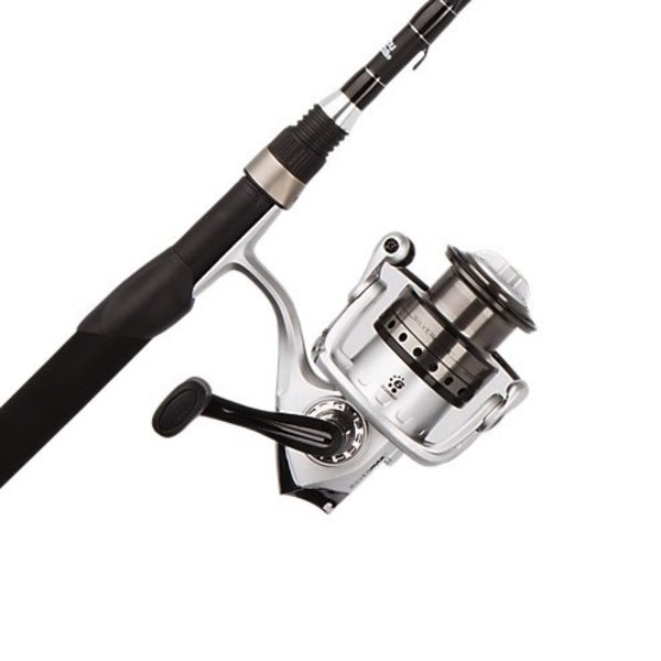 Abu Garcia Silver Max Spinning Combo. 7' L 2-pc