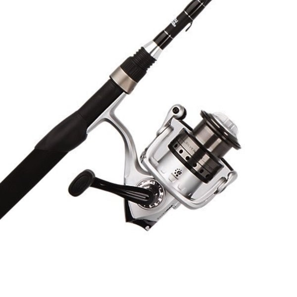 Abu Garcia Silver Max Spinning Combo. 5'6L 2-pc