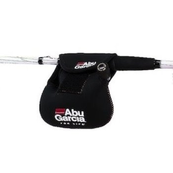 Abu Garcia Neoprene Spinning Reel Cover. Medium