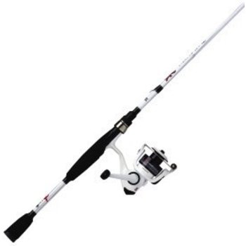 Abu Garcia Ike Dude Spinning Combo. 6' 2-pc