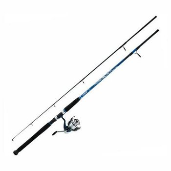 Daiwa D-Wave Spinning Combo, 8' M 2-pc