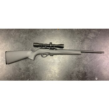 Remington 597 22 LR Synthetic Semi Auto w/Tasco 3-9 Scope