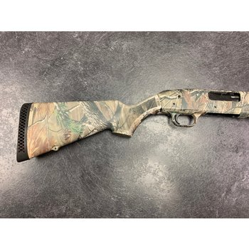 Mossberg 500 12ga 3 BBL Camo Combo w/Bushnell Trophy 3-9 Scope