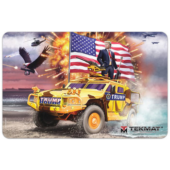TekMat Gun Cleaning Mat, Punisher Trump