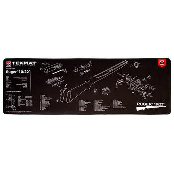 TekMat Beck Tek Ruger® 1022 Ultra Premium Gun Cleaning Mat