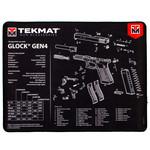 TekMat Glock Gen 4 Ultra Premium Gun Cleaning Mat