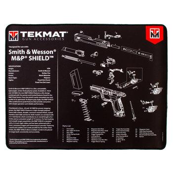 Beck Tek Smith & Wesson M&P Shield Ultra Premium Gun Cleaning Mat