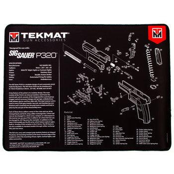 Beck Tek Sig Sauer P320 Ultra Premium Gun Cleaning Mat