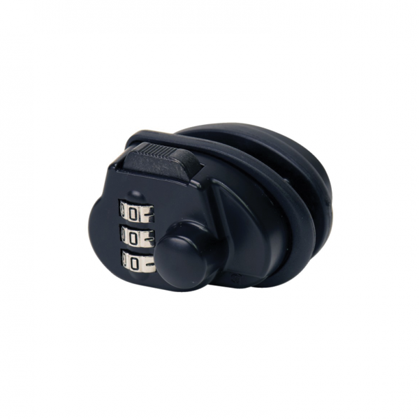 Gun Trigger Lock Combination. Black