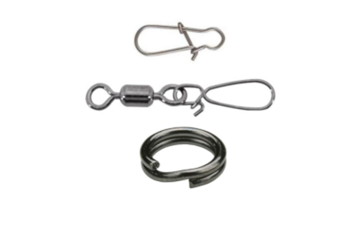 Swivels, Snaps & Split Rings