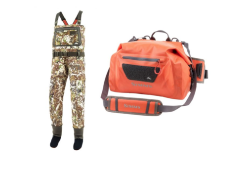 Waders & Packs