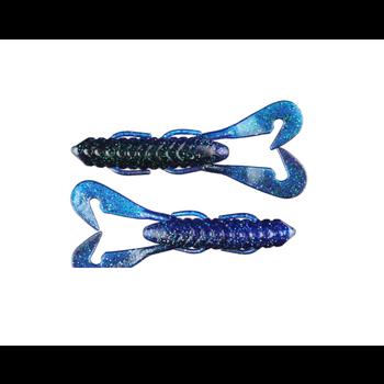 """Gambler 4"""" Burner Craw. River Bug 7-pk"""