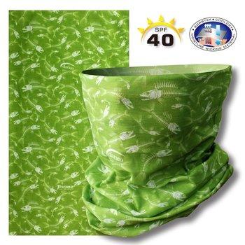 Danco Toobz UV Shield Fish Bone Lime Green