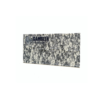 Gambler Face Shield. Grey Camo
