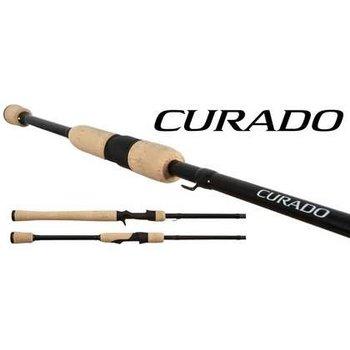 Shimano Curado 7'6H Casting Rod.