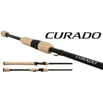 Shimano Curado 7'4M Spinning Rod.
