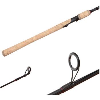 Shimano Scimitar Salmon Steelhead 9'H Spinning Rod. 10-30lb 2-pc