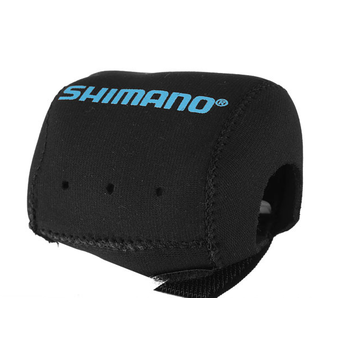Shimano Neoprene Casting Reel Cover.Small Black