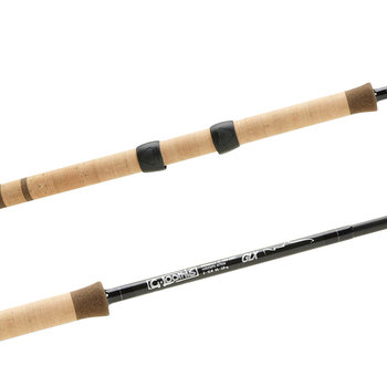 G.Loomis STR1803 CP GLX 15' Center Pin Fishing Rod. Med-Light Moderate 3-pc