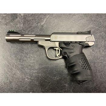 Smith & Wesson Victory Custom 22 LR Pistol w/Volquartsen BBL & Tandem Kross Trigger Kit