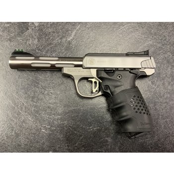 Smith & Wesson Victory Custom 22 LR Pistol with Volquartsen BBL and Tandem Kross Trigger Kit