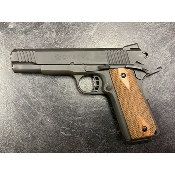"""Citadel M-1911 45 ACP 5"""" BBL Semi Auto Pistol w/2 Mags & Spare Grips"""