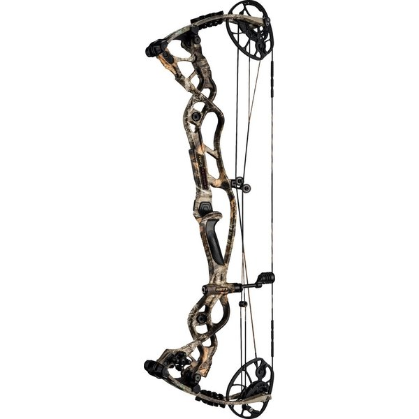 "Hoyt 2018 Carbon RX-1 Ultra Compound Bow RH 60lb #3 28""-31"" Draw Camo"