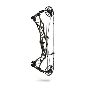 "Hoyt 2019 Helix Compound Bow RH 70lb #3 27""-30"" Draw Kuiu Verde 2.0"