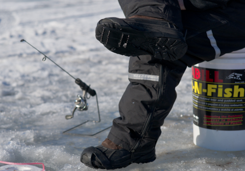 Ice Fishing Accesories