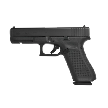 Glock Model 17 Gen 5 9mm 114mm BBL HGA w/Ameriglo Night Sights Semi Auto Pistol