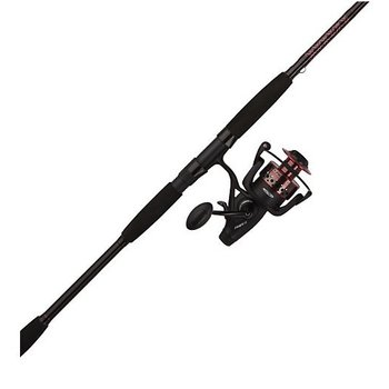 Penn Fierce II 6000 9'MH Spinning Combo. 2-pc