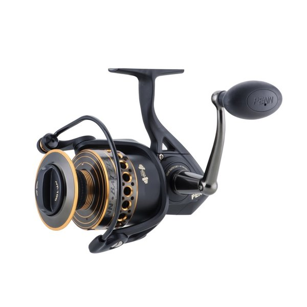 Penn Battle II 6000 Spinning Reel.