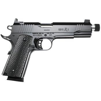 Remington 1911 R1 Enhanced 45 ACP Threaded Semi Auto Pistol
