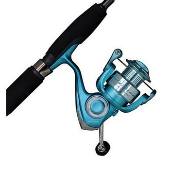 Pflueger Lady Trion 5'UL Spinning Combo.