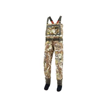 Simms G3 Guide Stockingfoot River Camo XL