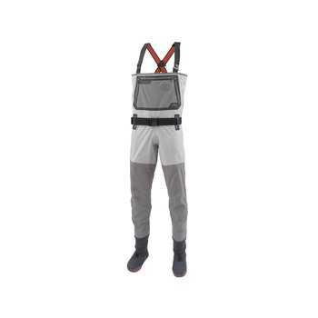 Simms G3 Guide Stockingfoot Cinder LK