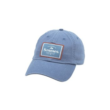 Simms Single Haul Cap Dark Moon