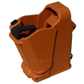 Maglula UpLULA Universal Pistol Magazine Loader - Orange Brown