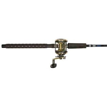 "Okuma Classic Pro GLT Downrigger Rod. 8'6"" M MA30DX Reel"