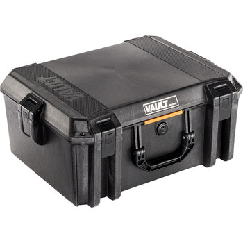 "Pelican Vault V550 Equipment Case 19"" × 14"" × 8.5"