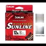 Sunline Super Natural 8lb Clear Mono. 330yds