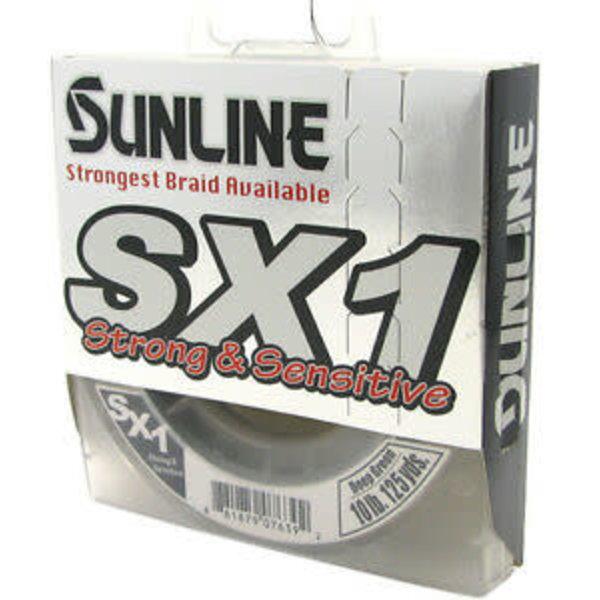 Sunline SX1 20lb 125yd Spool Deep Green